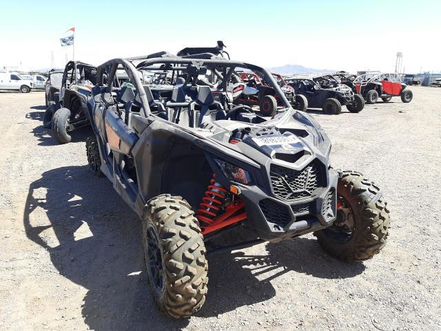 Salvage cars for sale from Copart Phoenix, AZ: 2020 Can-Am Maverick X