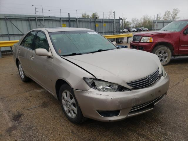 Salvage cars for sale from Copart Pekin, IL: 2006 Toyota Camry LE