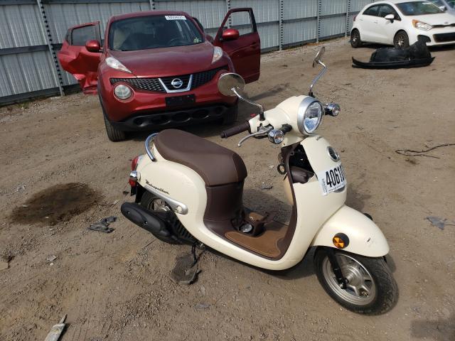 Honda NCW50 salvage cars for sale: 2020 Honda NCW50