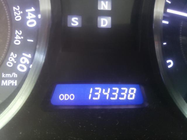2012 LEXUS IS 250 JTHBF5C23C5178217