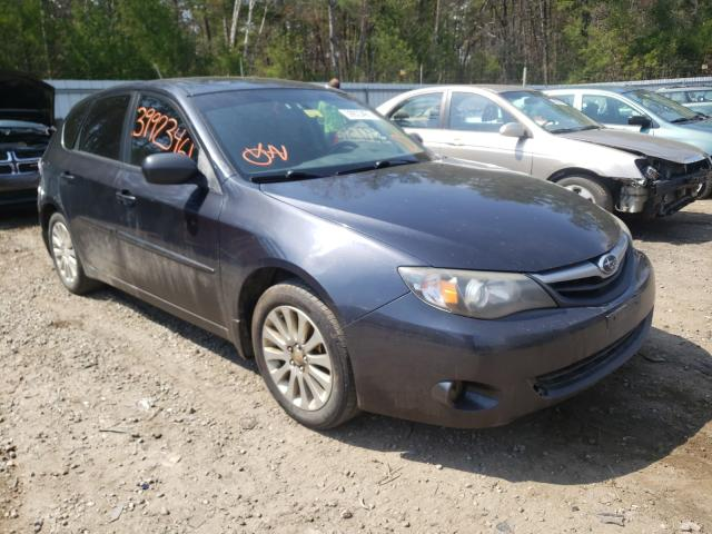 Salvage cars for sale from Copart Lyman, ME: 2010 Subaru Impreza 2