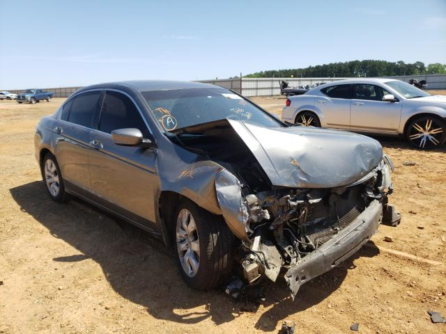 Salvage cars for sale from Copart Longview, TX: 2008 Honda Accord EXL