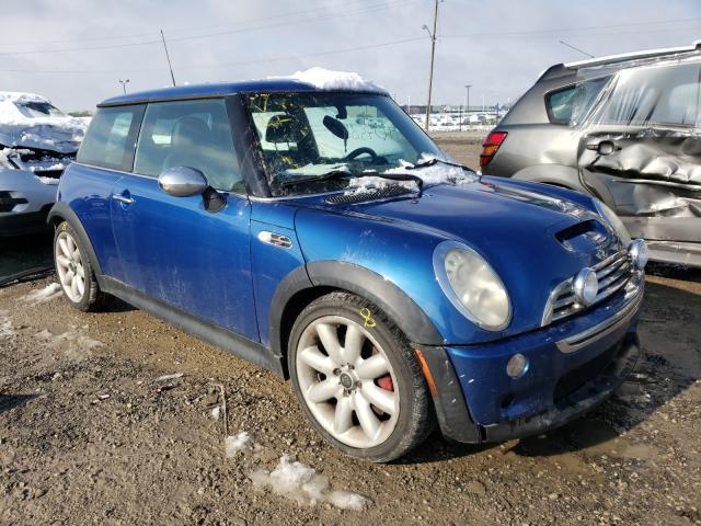 Mini salvage cars for sale: 2006 Mini Cooper S