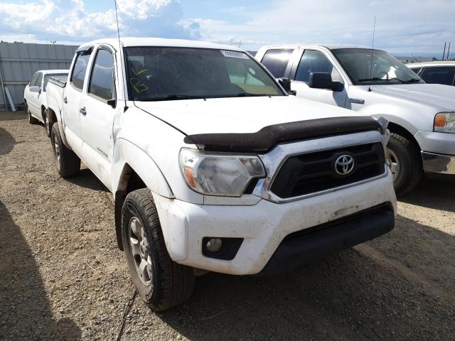 Salvage cars for sale from Copart Anderson, CA: 2012 Toyota Tacoma DOU