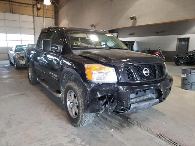 2012 Nissan Titan S for sale in Sandston, VA