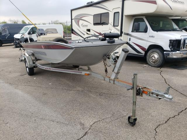 Montana salvage cars for sale: 1996 Montana Boat