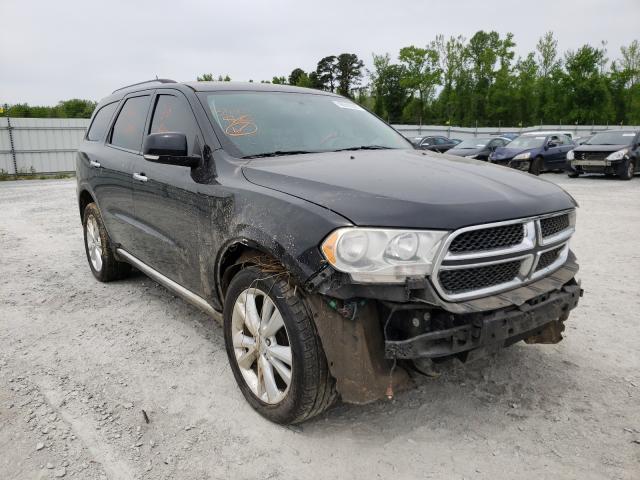 Dodge salvage cars for sale: 2013 Dodge Durango CR
