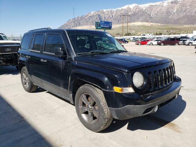 Salvage cars for sale from Copart Farr West, UT: 2014 Jeep Patriot SP