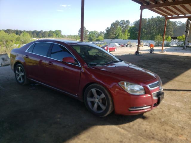 Salvage cars for sale from Copart Fairburn, GA: 2009 Chevrolet Malibu 2LT