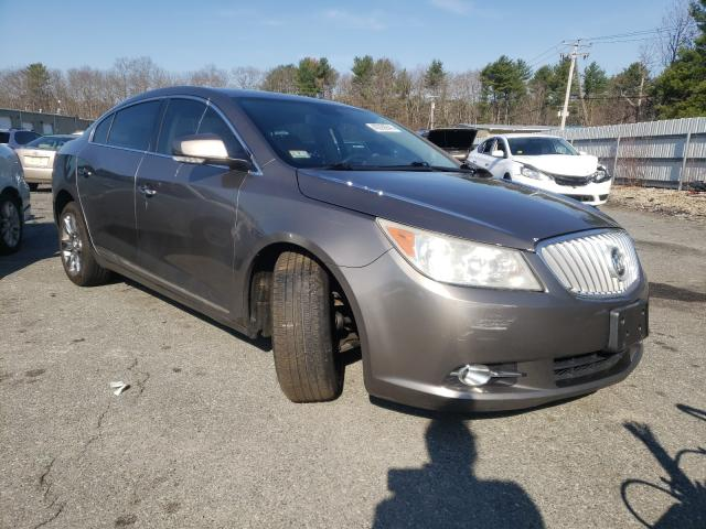 Salvage cars for sale from Copart Exeter, RI: 2012 Buick Lacrosse
