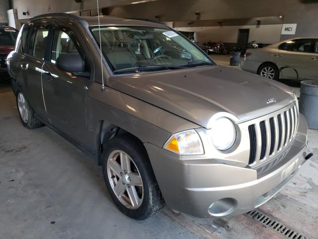 Salvage cars for sale from Copart Sandston, VA: 2007 Jeep Compass