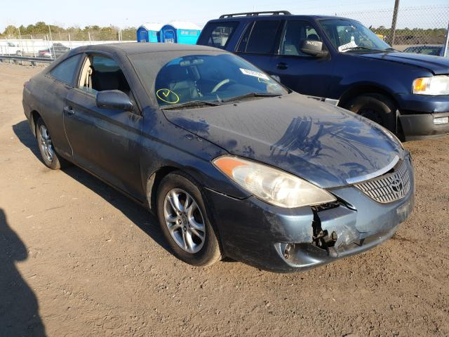 Salvage cars for sale from Copart Brookhaven, NY: 2006 Toyota Camry Sola