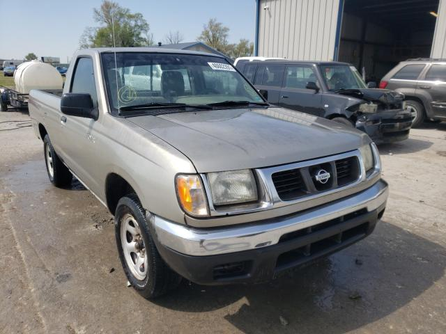 Salvage cars for sale from Copart Sikeston, MO: 2000 Nissan Frontier X