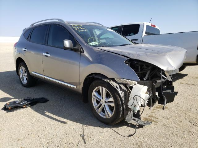 Nissan salvage cars for sale: 2013 Nissan Rogue S