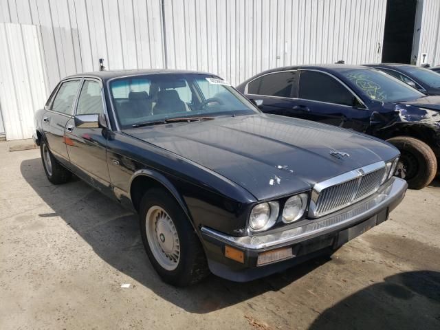 Jaguar XJ6 salvage cars for sale: 1988 Jaguar XJ6