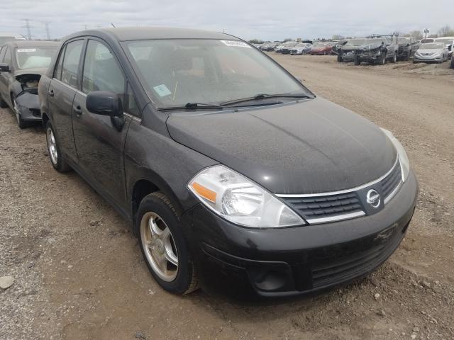 Vehiculos salvage en venta de Copart Elgin, IL: 2008 Nissan Versa