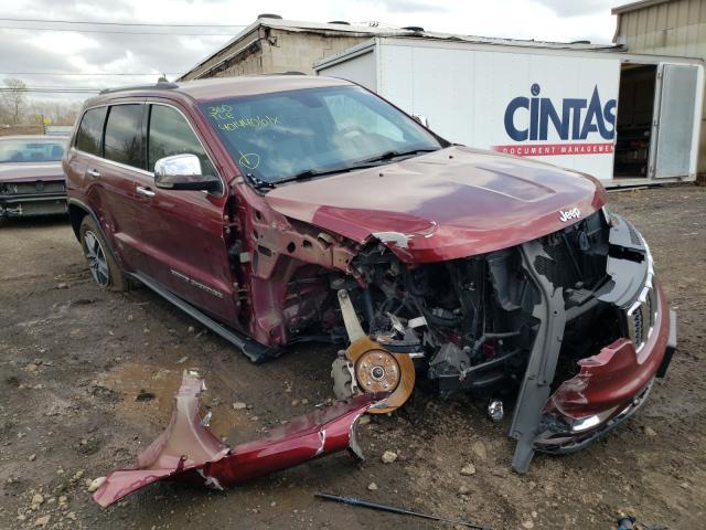 Vehiculos salvage en venta de Copart New Britain, CT: 2017 Jeep Grand Cherokee