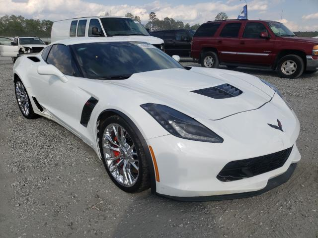 2017 Chevrolet Corvette Z for sale in Spartanburg, SC