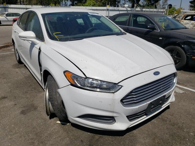 Salvage cars for sale from Copart Rancho Cucamonga, CA: 2013 Ford Fusion SE
