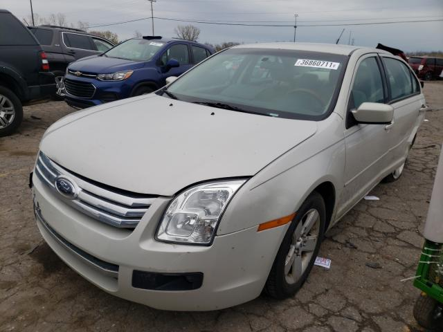 2008 FORD FUSION SE - Left Front View