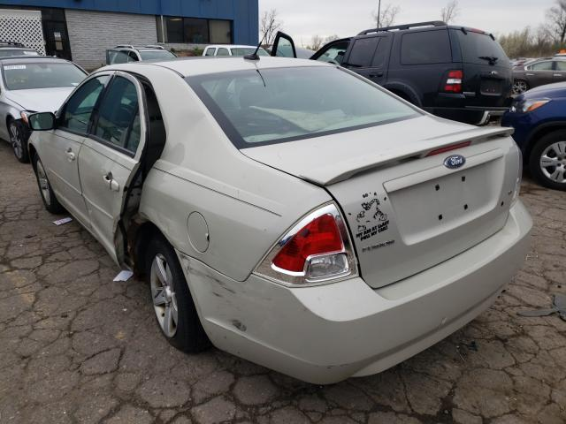 2008 FORD FUSION SE - Right Front View
