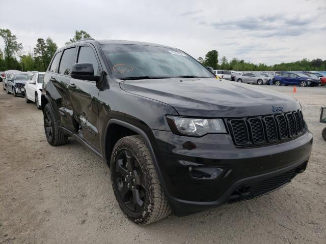 Jeep salvage cars for sale: 2018 Jeep Grand Cherokee