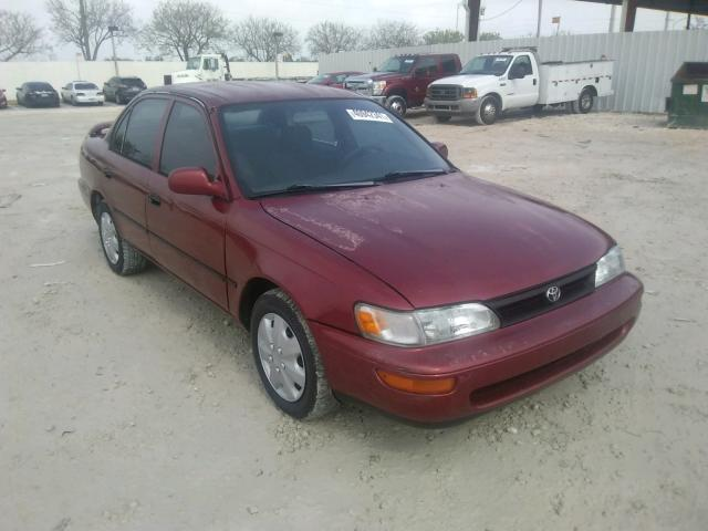 Salvage cars for sale from Copart Homestead, FL: 1994 Toyota Corolla