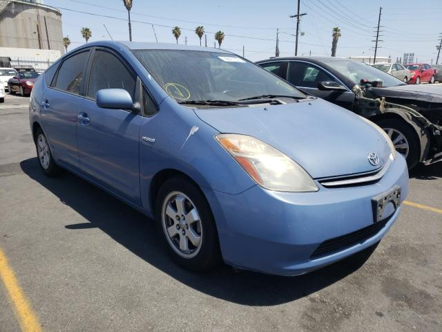 Salvage cars for sale from Copart Wilmington, CA: 2007 Toyota Prius