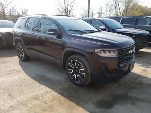 2021 GMC Acadia SLT for sale in Marlboro, NY