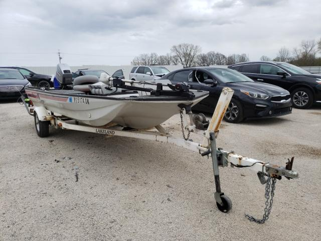 Salvage boats for sale at Milwaukee, WI auction: 1994 Other T-1672 PRO