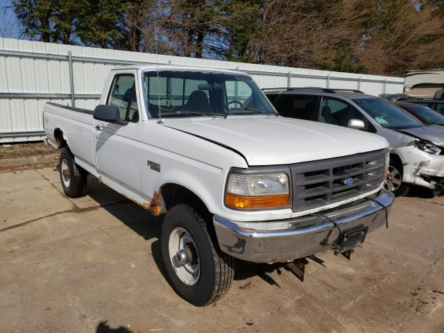 Salvage 1997 FORD F250 - Small image. Lot 40686041