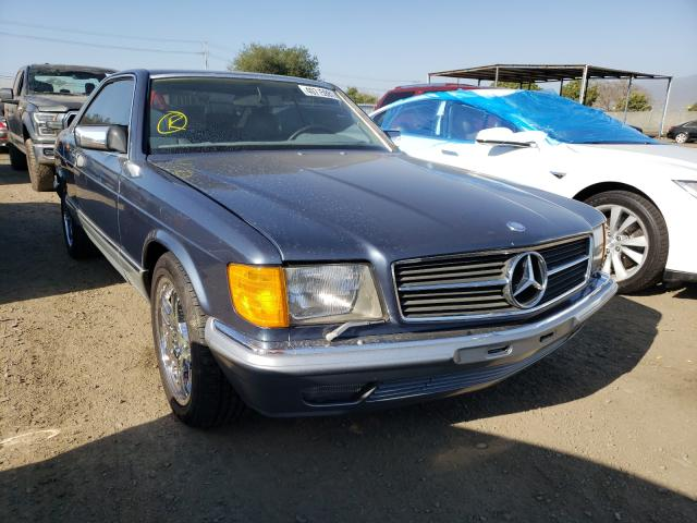 Salvage cars for sale from Copart San Diego, CA: 1982 Mercedes-Benz 380
