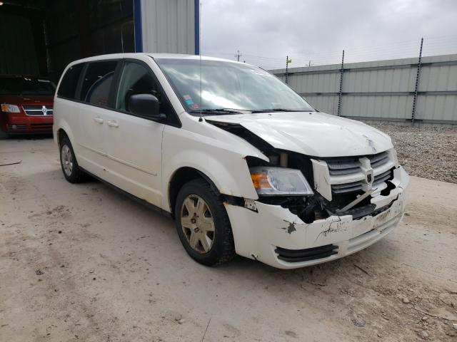 Salvage cars for sale from Copart Appleton, WI: 2009 Dodge Grand Caravan