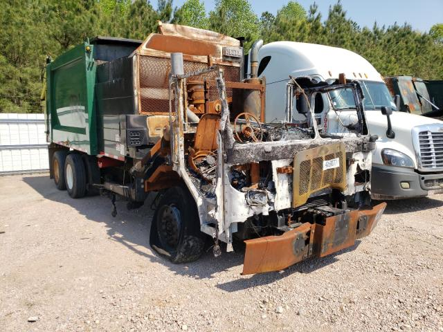 Salvage cars for sale from Copart Charles City, VA: 2019 Peterbilt 520