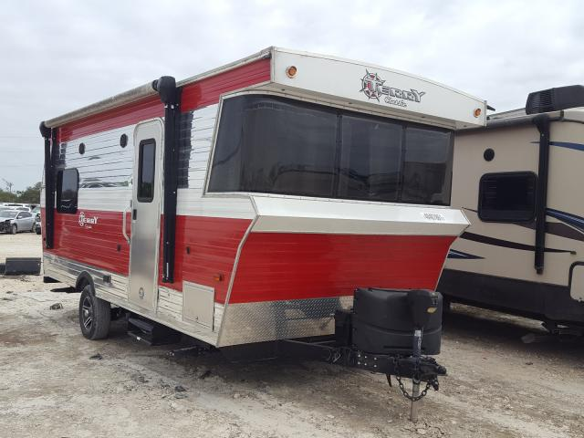 Terry salvage cars for sale: 2019 Terry Travel Trailer