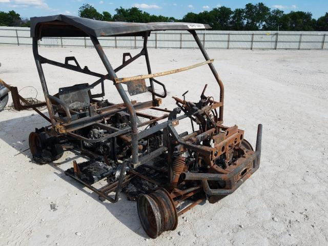 Salvage cars for sale from Copart New Braunfels, TX: 2014 Polaris Ranger 800