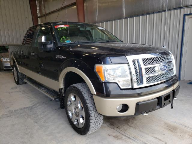 Salvage cars for sale from Copart Appleton, WI: 2010 Ford F150 Super