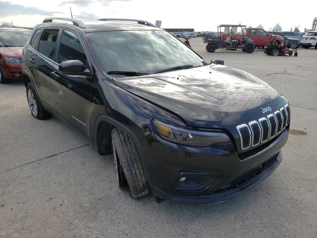 Salvage cars for sale from Copart New Orleans, LA: 2021 Jeep Cherokee L