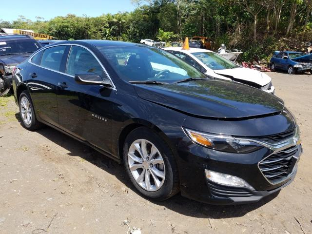 Salvage cars for sale from Copart Kapolei, HI: 2020 Chevrolet Malibu LT