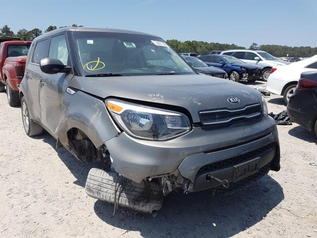Vehiculos salvage en venta de Copart Houston, TX: 2019 KIA Soul +