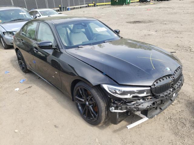 Vehiculos salvage en venta de Copart Waldorf, MD: 2020 BMW 330XI