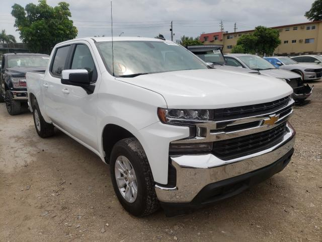 Salvage cars for sale from Copart Opa Locka, FL: 2020 Chevrolet Silverado