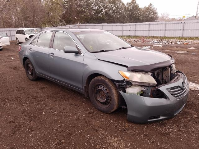 Salvage cars for sale from Copart London, ON: 2009 Toyota Camry Base