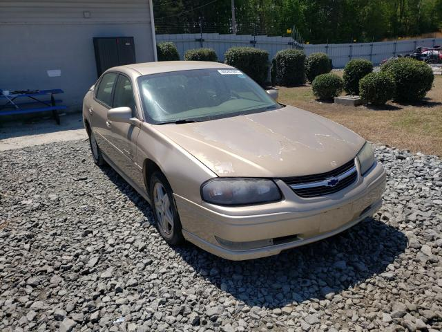 Chevrolet Impala salvage cars for sale: 2004 Chevrolet Impala