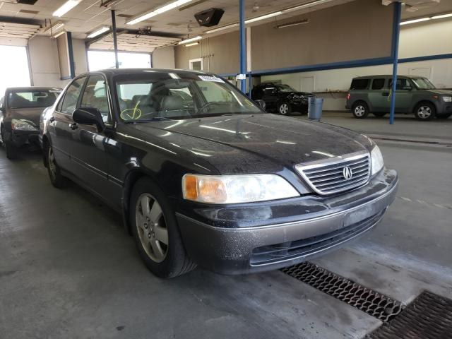 Acura salvage cars for sale: 1998 Acura 3.5RL
