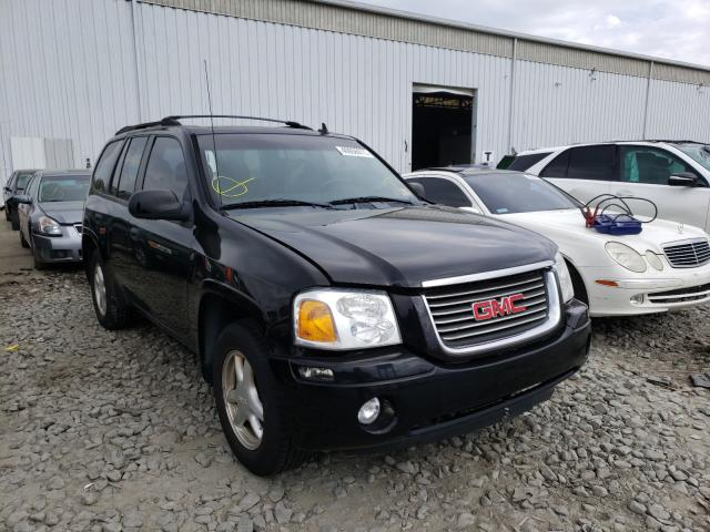 Salvage cars for sale from Copart Windsor, NJ: 2008 GMC Envoy