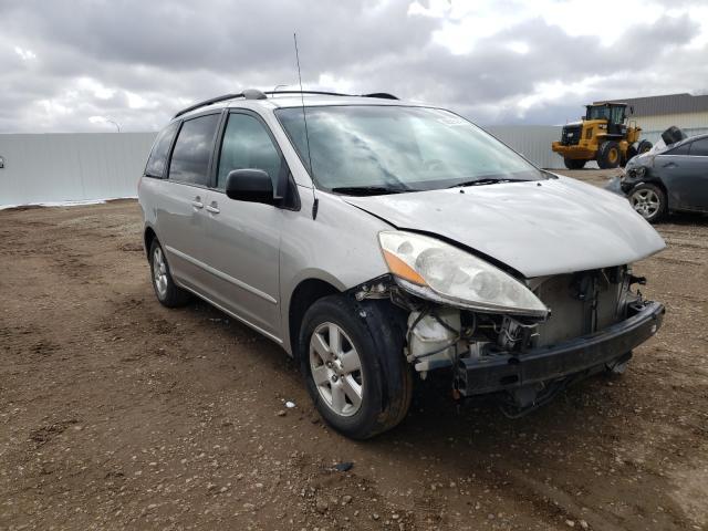 Vehiculos salvage en venta de Copart Bismarck, ND: 2009 Toyota Sienna CE