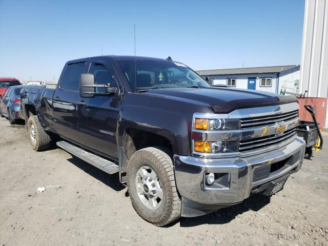 Vehiculos salvage en venta de Copart Airway Heights, WA: 2015 Chevrolet Silverado