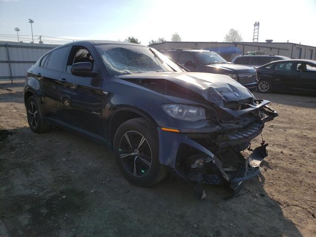Salvage cars for sale from Copart Finksburg, MD: 2009 BMW X6 XDRIVE3