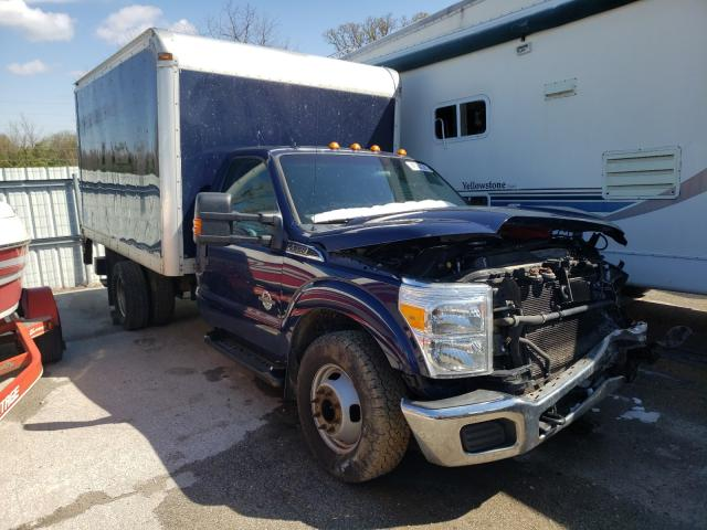 Ford salvage cars for sale: 2012 Ford F-350